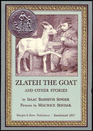 Zlateh the Goat and Other Stories book image