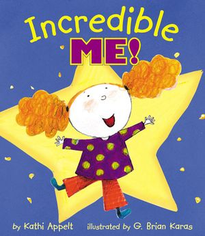 Incredible Me! book image