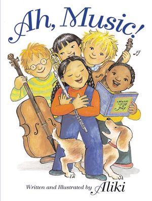 Ah, Music! book image