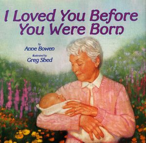 I Loved You Before You Were Born book image