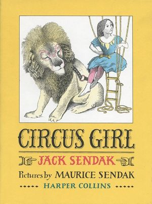 Circus Girl book image