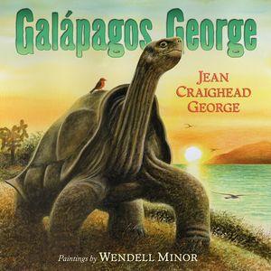 Galapagos George book image