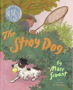 The Stray Dog book image
