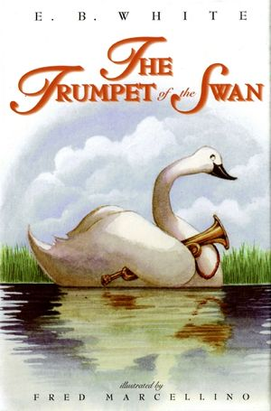 The Trumpet of the Swan book image