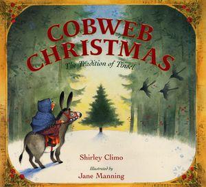 Cobweb Christmas book image
