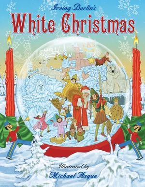 White Christmas book image