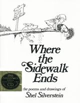 Where the Sidewalk Ends Book and CD