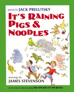 It's Raining Pigs & Noodles book image