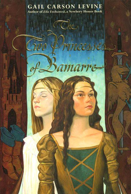 the two princesses of bamarre pdf free