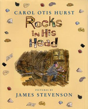 Rocks in His Head book image