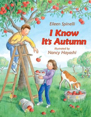 I Know It's Autumn book image