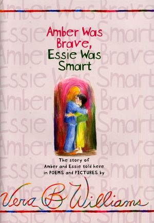 Amber Was Brave, Essie Was Smart book image