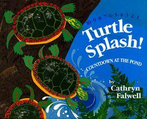 Turtle Splash! book image
