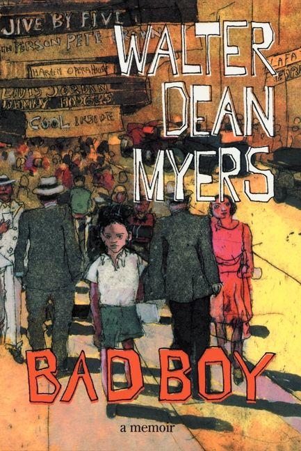 walter dean myers bio