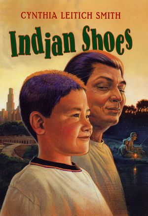 Indian Shoes book image