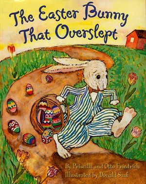 The Easter Bunny That Overslept book image