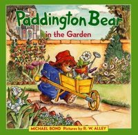 paddington-bear-in-the-garden