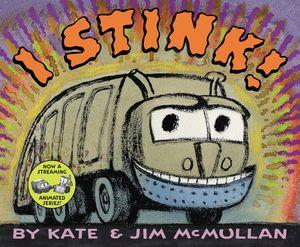 I Stink! book image