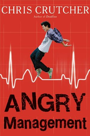 Angry Management book image