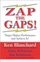 Zap the Gaps!