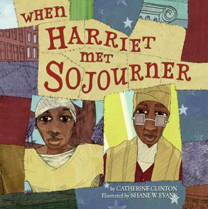 When Harriet Met Sojourner book image