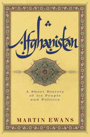 Afghanistan book image