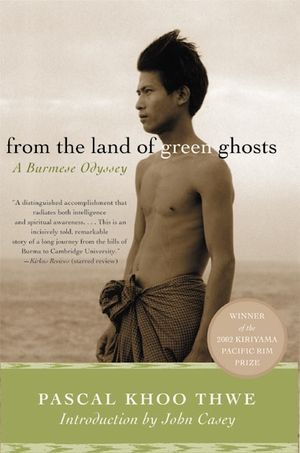 From the Land of Green Ghosts book image