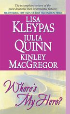 Where's My Hero? Paperback  by Lisa Kleypas