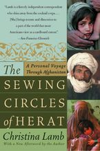 The Sewing Circles of Herat Paperback  by Christina Lamb
