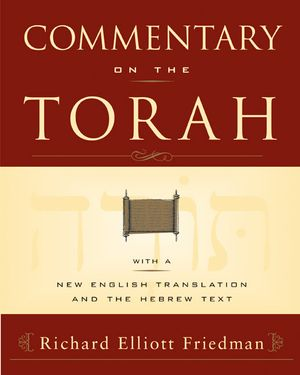Commentary on the Torah book image