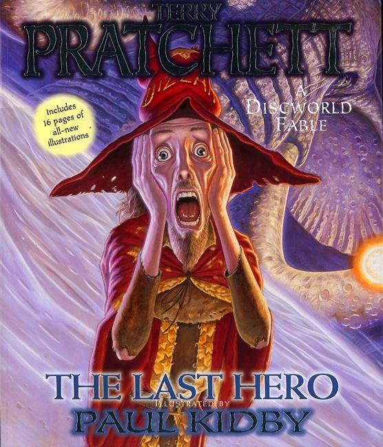 The Last Hero - Terry Pratchett - Paperback