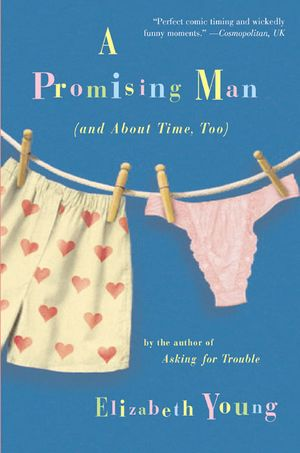 A Promising Man (and About Time, Too) book image