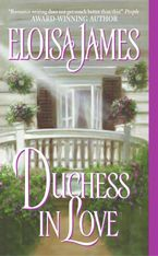 Duchess in Love Paperback  by Eloisa James
