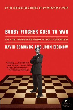 Bobby Fischer Goes to War book image