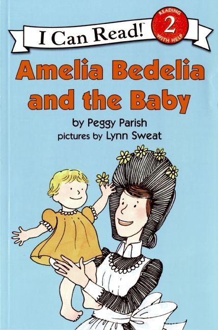 Amelia Bedelia And The Baby Peggy Parish Paperback