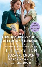 The Further Observations of Lady Whistledown Paperback  by Julia Quinn
