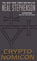 Cryptonomicon Paperback  by Neal Stephenson