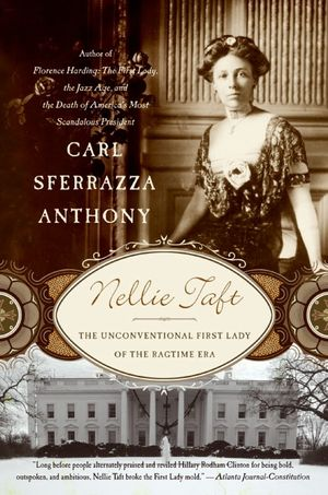 Nellie Taft book image