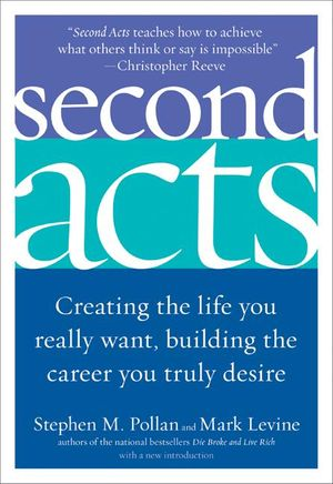 Second Acts book image