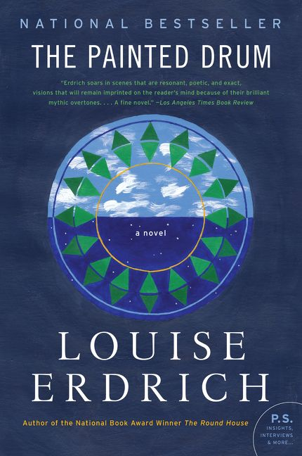 The Painted Drum - Louise Erdrich - Paperback