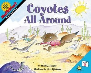 Coyotes All Around book image