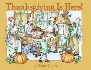 Thanksgiving Is Here! book image