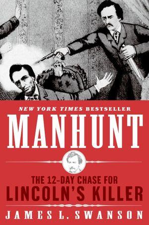 Manhunt book image