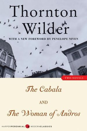 The Cabala and The Woman of Andros book image
