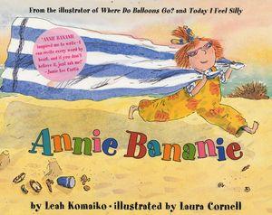 Annie Bananie book image