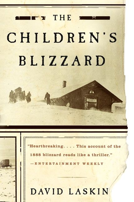 The Children's Blizzard - David Laskin - Paperback