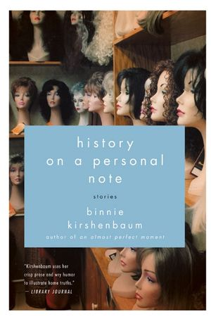 History on a Personal Note book image