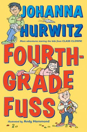 Fourth-Grade Fuss book image