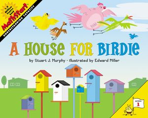 A House for Birdie book image