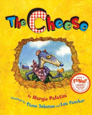 The Cheese book image